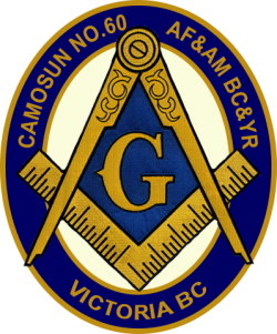 Camosun Lodge No.60 Logo