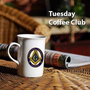 Tuesday Coffee Club @ Fisgard Temple