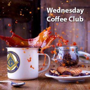 Wednesday Coffee Club @ Cordova Bay Golf Club